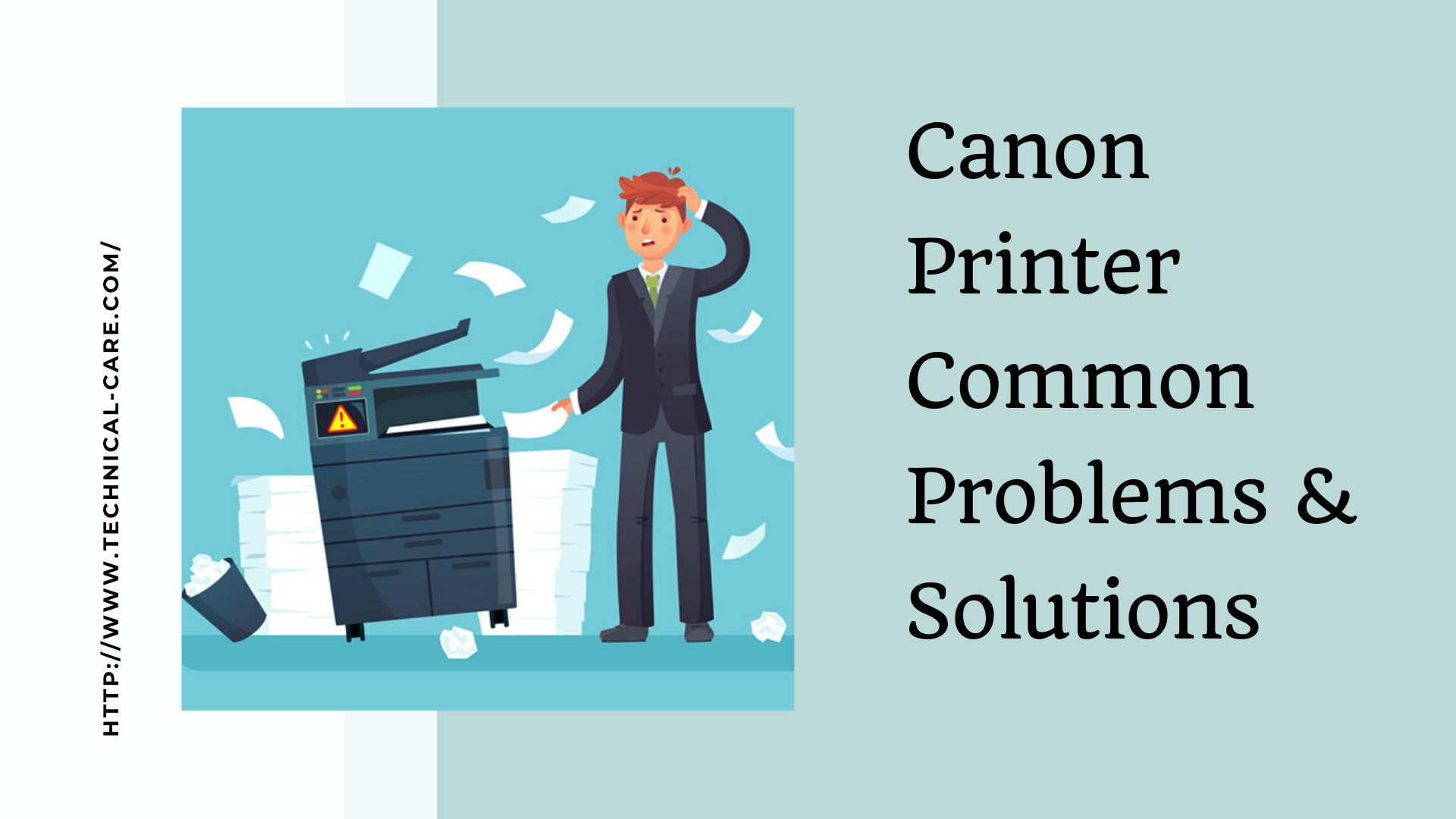 Canon Printer Common Problems & Solutions